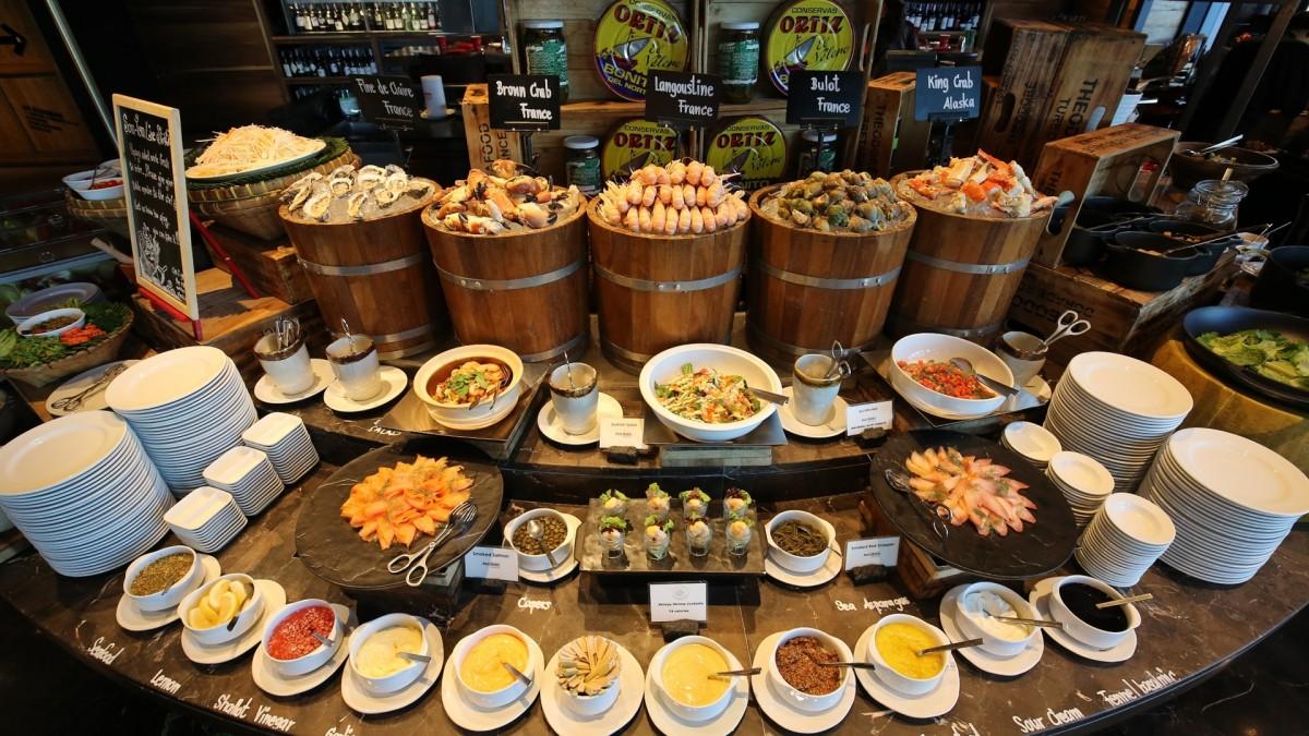 【曼谷索菲特特色酒店自助晚餐】人氣高質自助晚餐 | 曼谷自由行套票3-31天