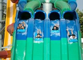 【 Wild Wild Wet 水上樂園門票 】新加坡自由行套票3-14天