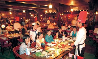【SAM'S MAUI】必食鐵板燒│包pocket wifi租借服務│沖繩自由行套票 3-31天