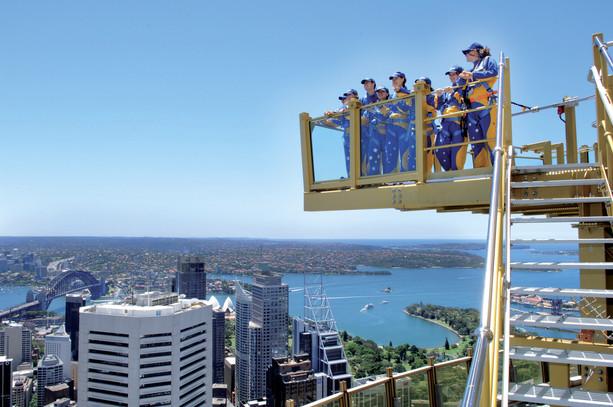 【SYDNEY TOWER EYE 】悉尼最高的建築物| 國泰航空悉尼自由行套票4-31天