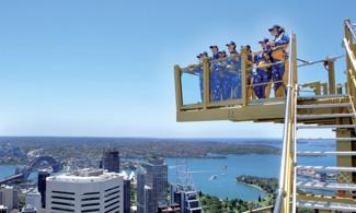 【SYDNEY TOWER EYE 】悉尼最高的建築物  國泰航空悉尼自由行套票4-31天