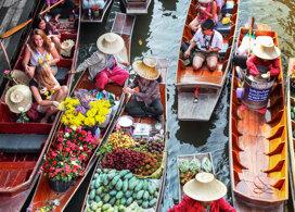 【曼谷經典一日遊】| 曼谷自由行套票3-31天