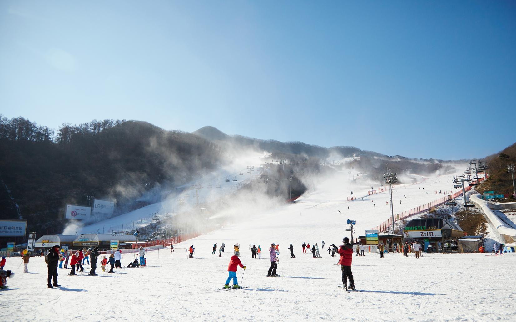 【KONJIAM RESORT】首爾附近最大滑雪場│首爾/京畿道自由行套票3-31天