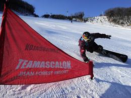 【芝山滑雪場】新手齊滑雪│首爾自由行套票3-31天