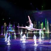【話題熱點】全球最壯觀的水上匯演│包水舞間C區門票及包銀河精選美食券│澳門自由行套票2天