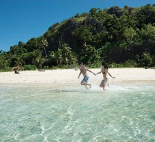 【曬太陽】開心太平洋!同陽光玩遊戲!│斐濟自由行套票5-31天