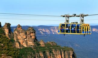 【SCENIC WORLD】任搭Blue Mountains纜車   國泰航空悉尼自由行套票4-31天