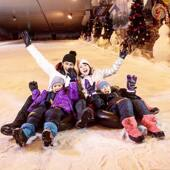 【新加坡雪城】來去新加坡玩雪!│新加坡自由行套票3-31天