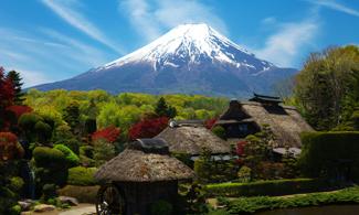 【富士山一日遊】世界遺產│包pocket wifi租借服務│東京自由行套票3-31天