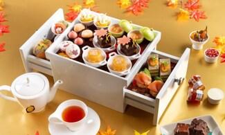【曼谷大倉新頤酒店餐廳下午茶】閨蜜的小確幸,來下午茶約會吧!│曼谷自由行套票3-31天