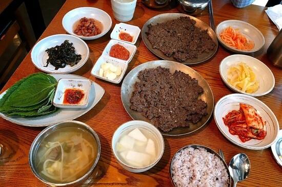 【米芝蓮旅定餐廳】Yukjeon Hoekwan韓牛Bulgogi