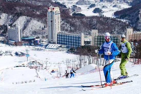 Phoenix PyeongChang 滑雪場