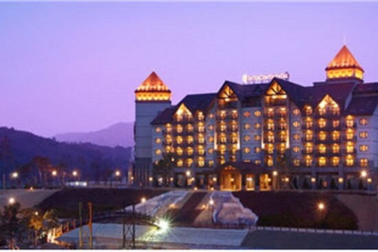 Alpensia Resort PyeongChang (Intercontinental Hotel)