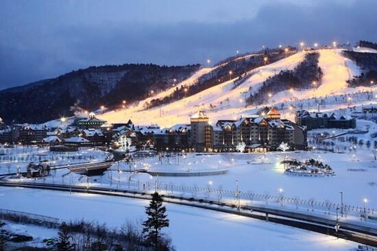 Alpensia 滑雪場