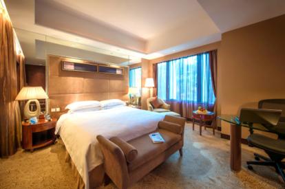 泛太平洋大酒店客房