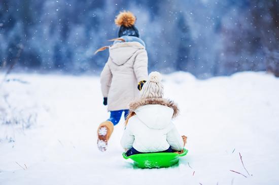 冬日雪兜體驗