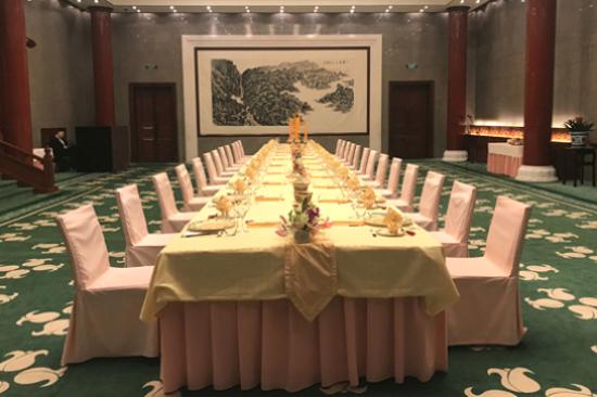 品嚐國家級春節晚宴