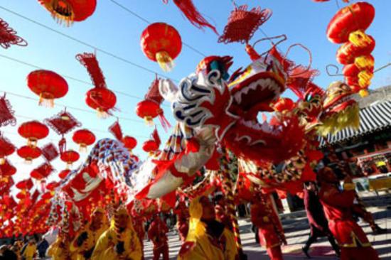 老北京廟會