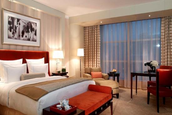 北京麗思卡爾頓酒店客房