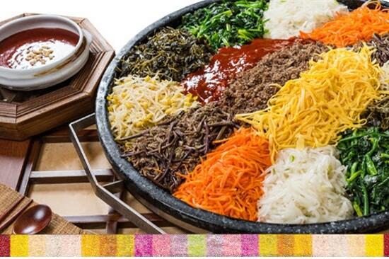 韓式拌飯展示館(DIY拌飯體驗)