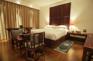 澤雲酒店房間