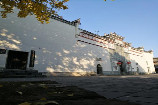 黔陽古城-萬壽宮