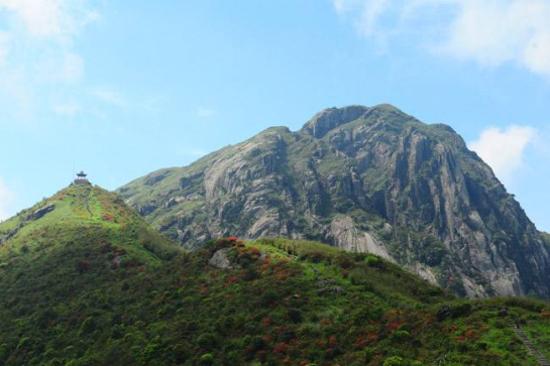 姑婆山國家森林公園