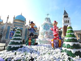【預留機位】白雪飄飄,享受冬日魅力 | 首爾自由行套票5天