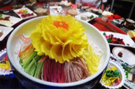 洛陽特色菜餚,宮廷牡丹燕菜