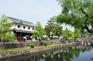倉敷古色古香美景街