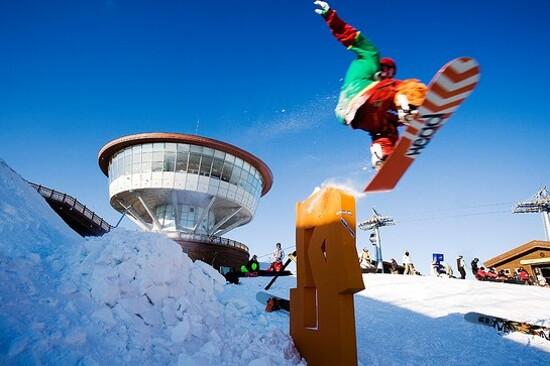 High1滑雪場