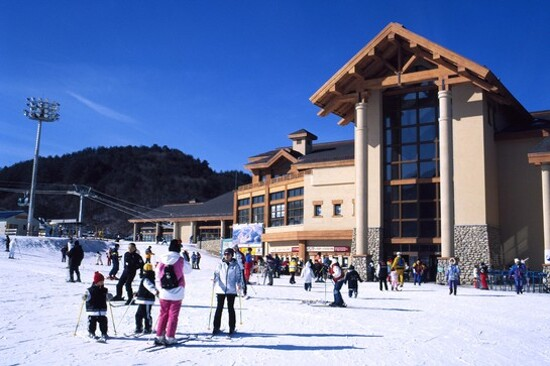 YongPyong滑雪場