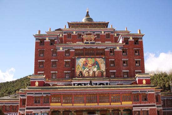 香巴拉藏文化博物館