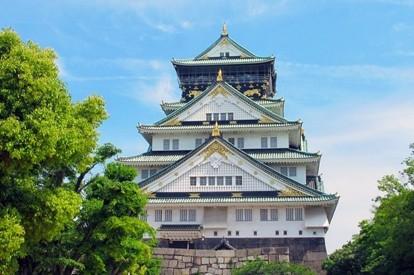 大阪城-天守閣