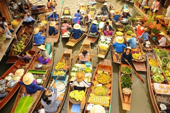 Don Wai水上市場