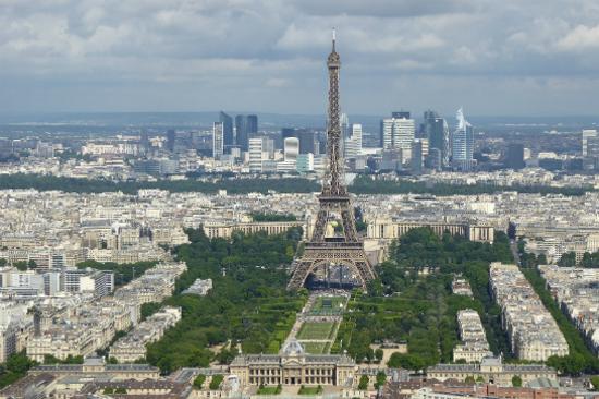 「浪漫之都」巴黎