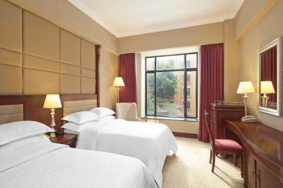 桂林喜來登酒店客房
