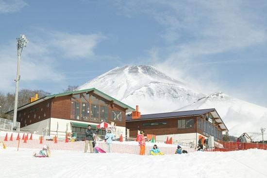 富士山滑雪場2