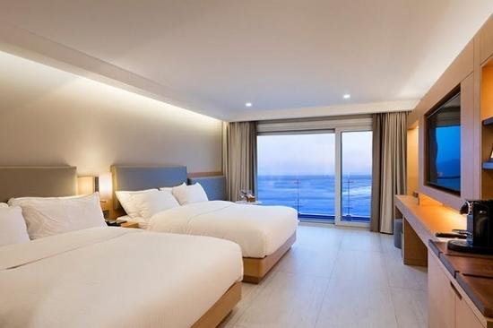 標準海景露台客房