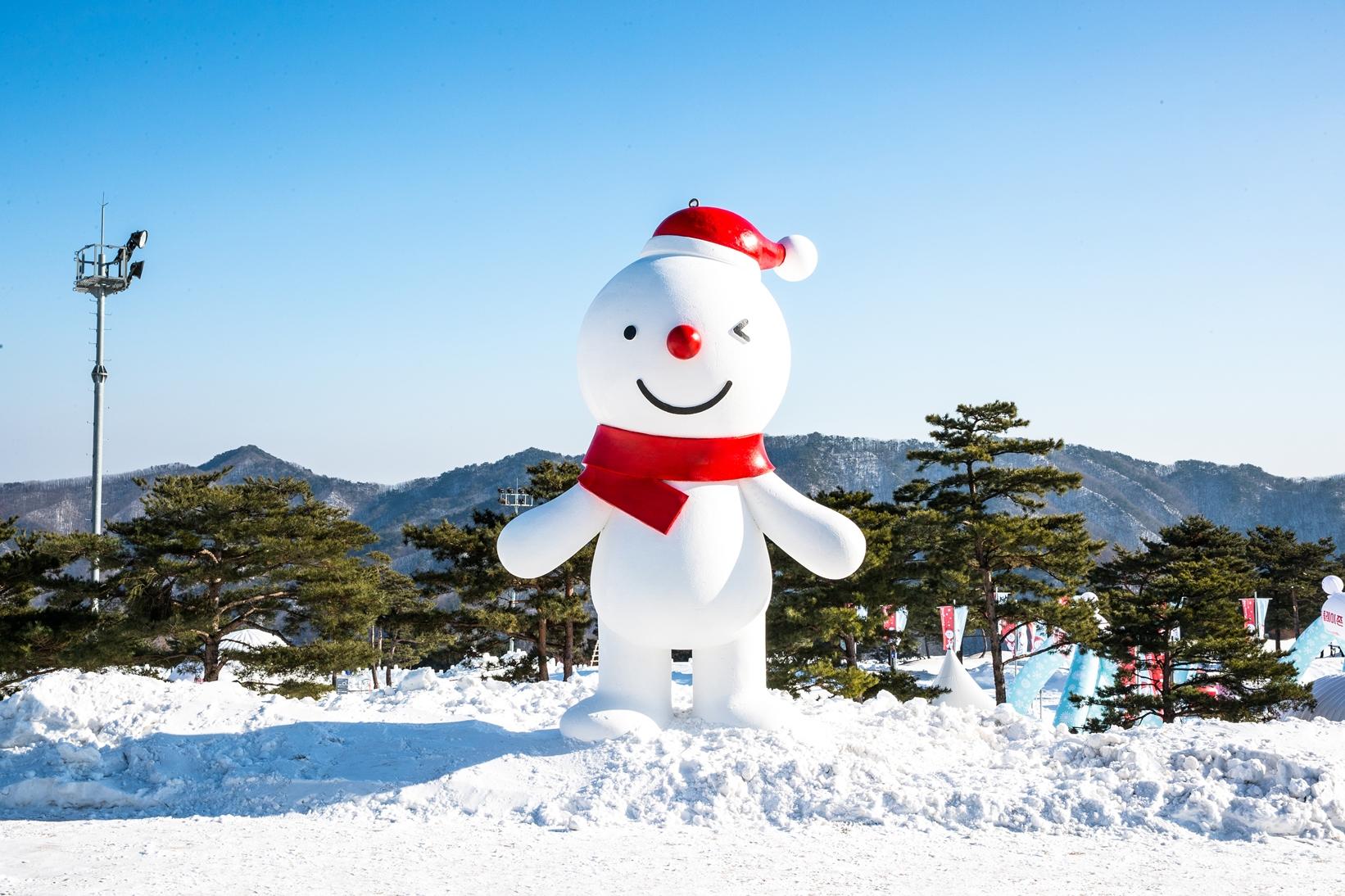 【大明Vivaldi Park冰雪王國】盡情暢玩白色世界│首爾自由行套票3-31天