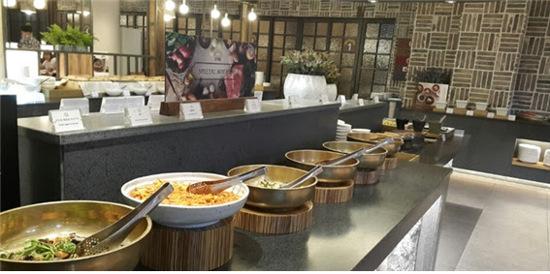 【五彩灘】韓式自助餐