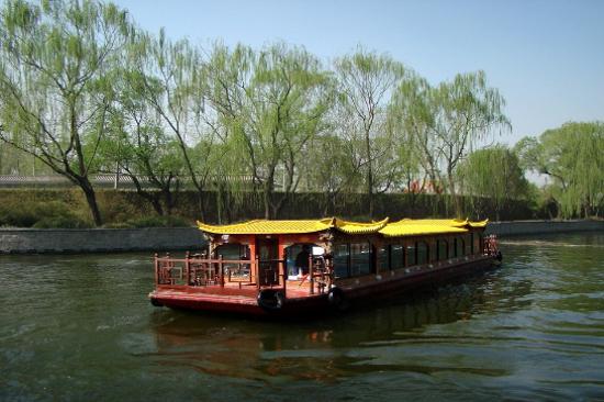 昆明湖遊船(2019年5月1日至9月30日出發增遊)