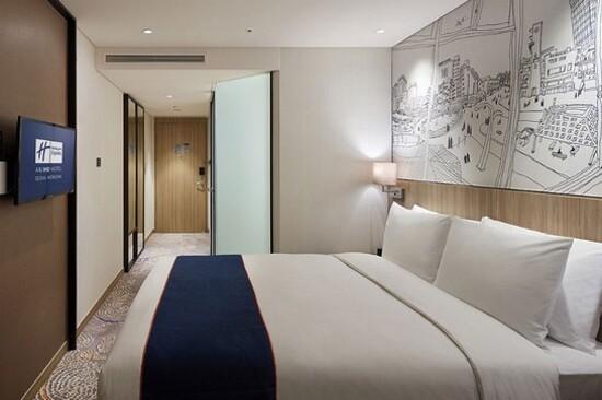 Holiday Inn Express Seoul Hongdae Hotel
