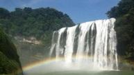 中國及亞洲第一大瀑布~黃果樹大瀑布(喀斯特地貌瀑布)(國家5A級景區)