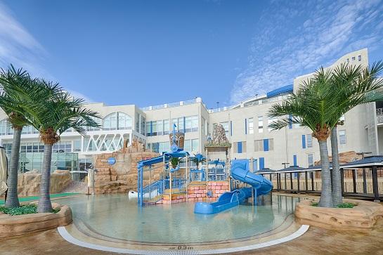 【Sol Beach Hotel & Resort】Jarvis「周遊韓國2」推介│暢玩溫泉水上樂園│首爾+三陟自由行套票3-31天