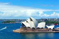 參觀悉尼歌劇院