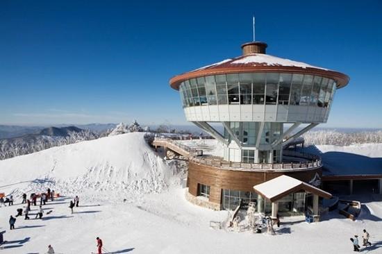 High1~Mountain Top瞭望塔