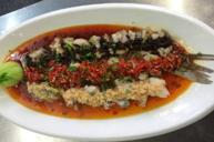 必食名菜:三色蒸魚固頭魚