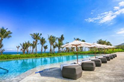 【Smart Go】Marriott Resort (提升至高級海港房,設有寬敞露台)香水灣富力萬豪度假酒店休閒度假~國際品牌五星級標準酒店 4天純玩團