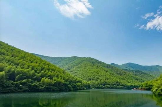 天目湖南山竹海風景區